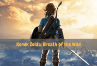 Komik Zelda Breath of the Wild