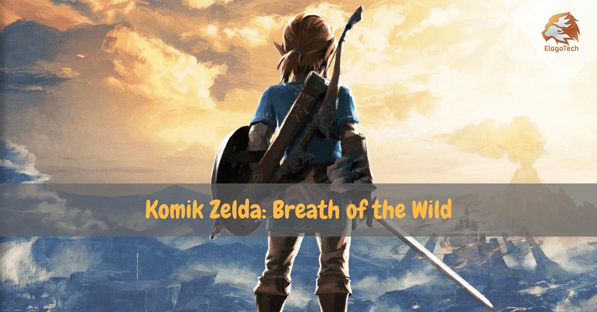 Komik Zelda Breath of the Wild