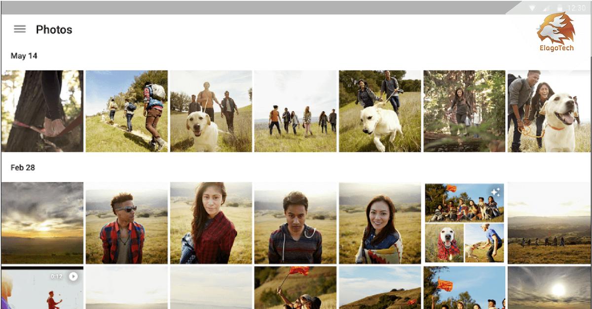 Satu aplikasi untuk menyimpan semua foto dan videomu